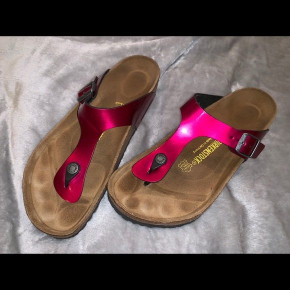 Birkenstock Shoes - PINK BIRKENSTOCKS